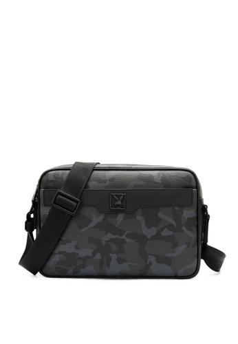 Playboy grey Sling Bag 783B1AC6D5B422GS_1