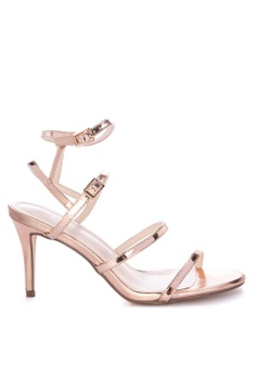 7311f27d63d7 CLN gold Confidence Strappy Heels 899F5SH9D1538AGS 1