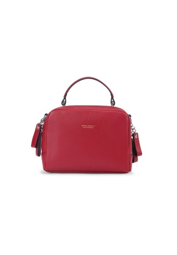 Charles Berkeley red Charles Berkeley Scarlett Handbag -PB6824 6FE89AC7AC736FGS_1