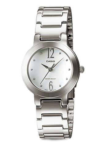Casesprit香港分店io LTP-1191A-7ADF 不銹鋼小圓錶, 錶類, 不銹鋼錶帶