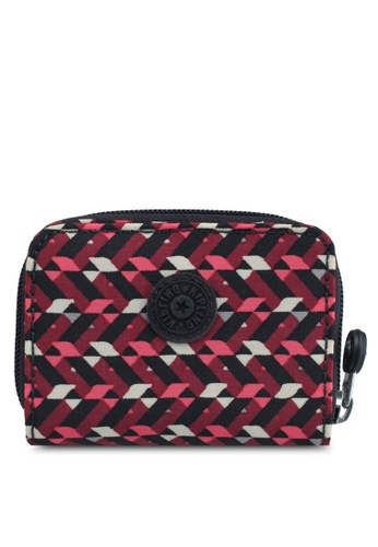 Kipling pink and multi Tops Wallet 26103ACB5C44B7GS_1