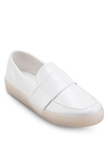 透zalora是哪裡的牌子明底仿皮懶人鞋, 女鞋, 鞋