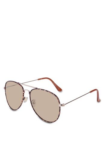 Rubi multi Arabella Metal Sunglasses 1D5F6GLD02A24EGS_1