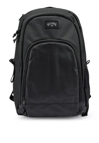 Billabong grey Command Backpack 39200AC8191C68GS_1