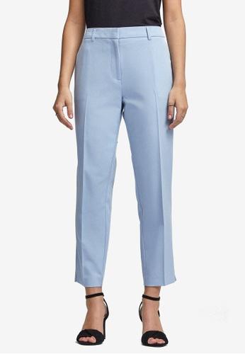 Dorothy Perkins blue Sky Blue Ankle Grazer Pants EDEAFAAF751E3EGS_1