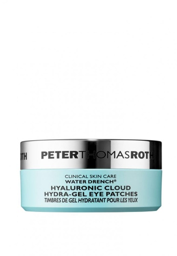 deb502396fd41 Shop Peter Thomas Roth Water Drench Hydra-Gel Eye Patches Online on ZALORA  Philippines