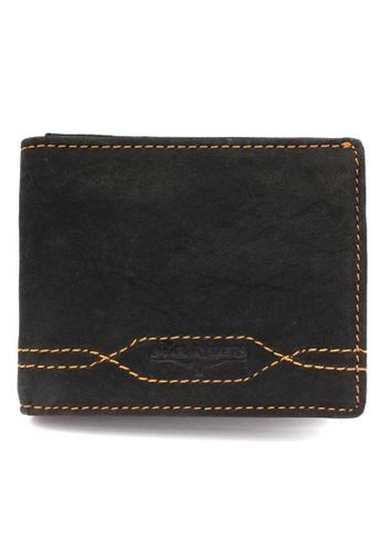 midzone black Genuine Leather Wallet MI949AC97LLQMY_1