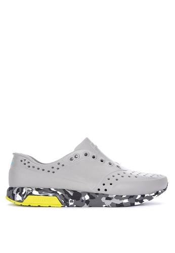 Native grey Lennox Sneakers 466C6SH8AB3C89GS_1