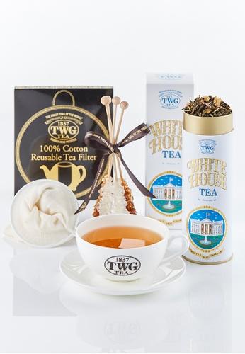 TWG Tea Beauty Rest Packaged Tea Kit (White House Tea) 07A24ES8A1D291GS_1