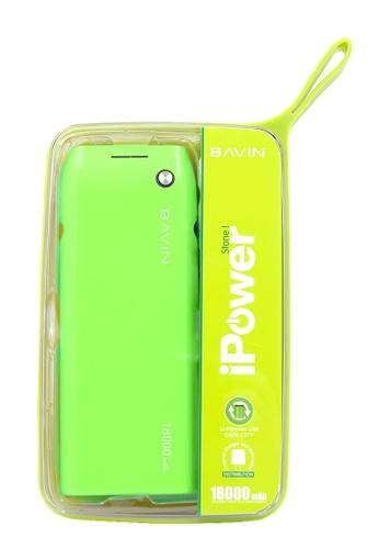 BAVIN green PC258 18000mAh Power Bank E33D3ACF9DBBA3GS_1