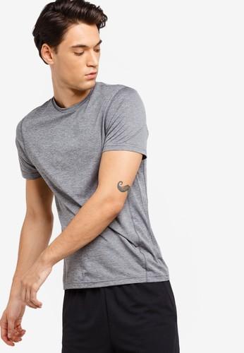 Brave Soul grey Crew Neck T-Shirt 9F4DBAAEE5660DGS_1