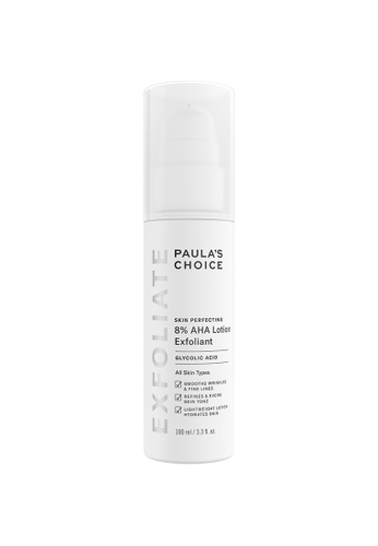 Paula's Choice white Skin Perfecting 8% AHA (Glycolic Acid) Lotion Exfoliator BD69DBEFE3E694GS_1