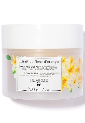 Lilaroze Lilaroze d' Oranger Body Scrub C541DBE6CC2ABEGS_1