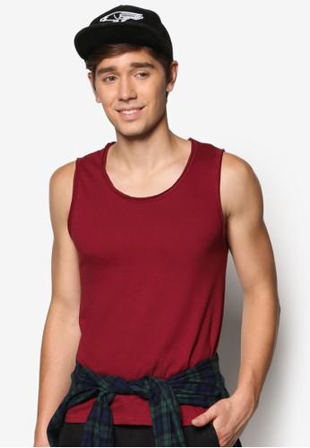 彩色esprit hk棉質背心, 服飾, T恤