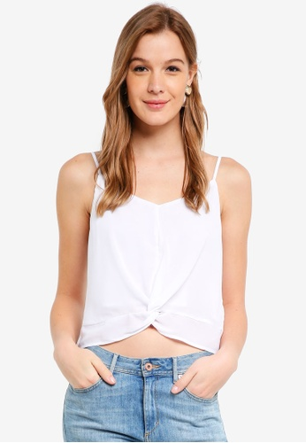Cotton On white Riley Cami Top 94B49AA4B5CA0EGS_1