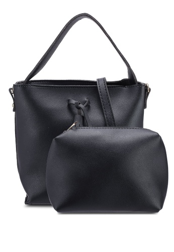 Berrybenka black Silla Catsep Shoulder Bag F7FB2ACCC7298CGS_1