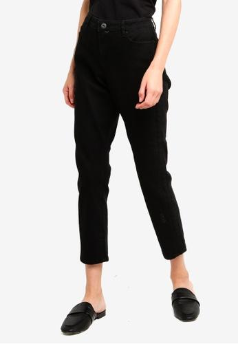 ESPRIT black Denim Length Service Pants C9355AA8C31A29GS_1