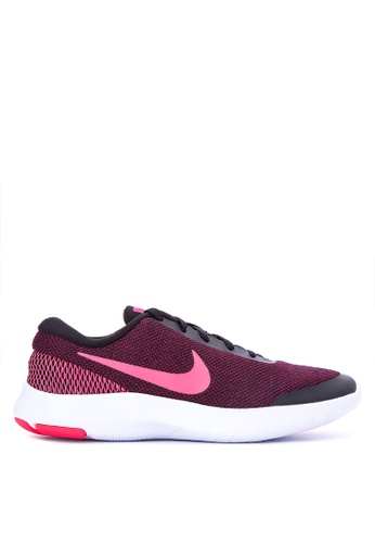 Nike black and pink Women's Nike Flex Experience RN 7 Running Shoes NI126SH0STXUMY_1
