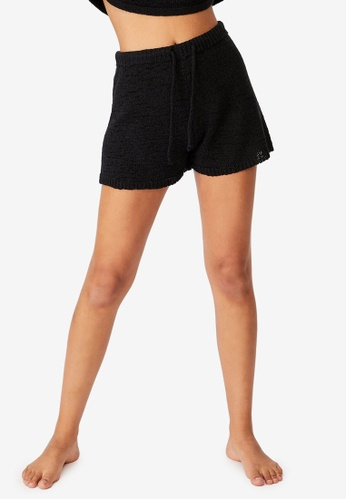 Cotton On Body black Summer Lounge Shorts F7E11AA1206AF3GS_1