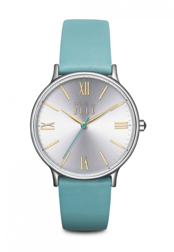 ELLE green Fashion Ladies Watch EL900AC77IDQMY_1