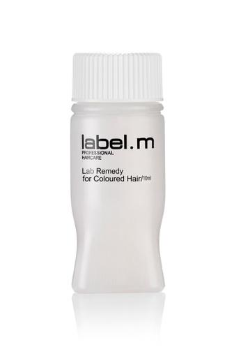 label.m white Lab Remedy Treatments - Coloured Hair (6X10ML) LA590BE60CIHSG_1