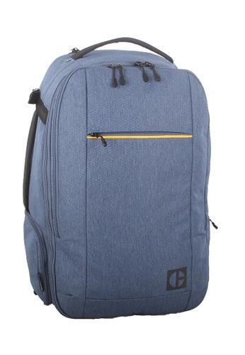 CAT blue CAT Passport Urban Backpack 86539AC284D2D0GS_1