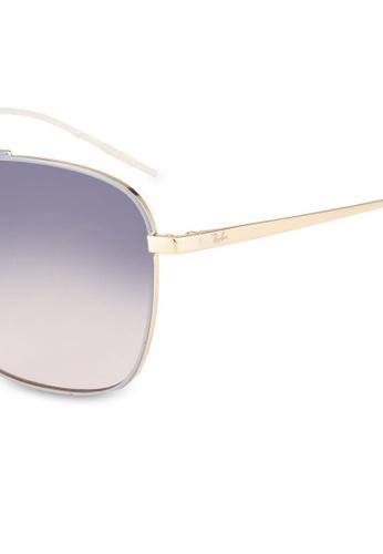 818f870e06 Shop Ray-Ban RB3588 Square Sunglasses Online on ZALORA Philippines