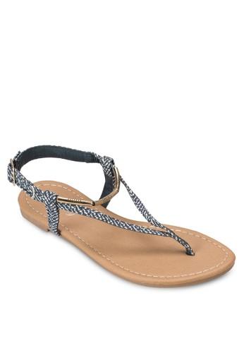 Cosmo 金飾zalora 手錶 評價夾腳涼鞋, 女鞋, 印花時代