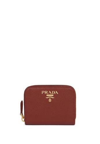 PRADA red Coins Bag 79BEDACCEE22E4GS_1