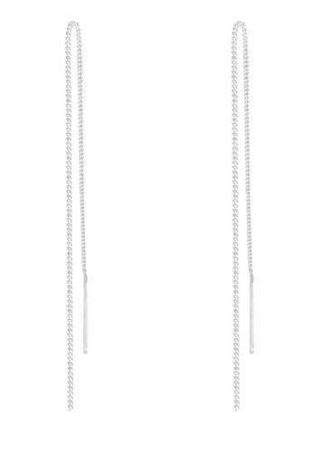 Elli Germany silver 925 Sterling Silver Thread Earrings EL474AC94GRPMY_1