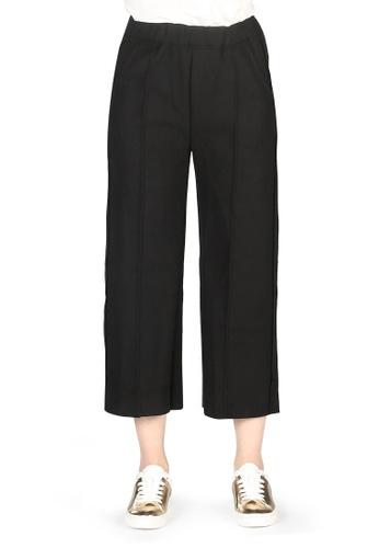 London Rag black London rag Women Black Loose Pants CLG102_BLK 4CE79AA0284650GS_1