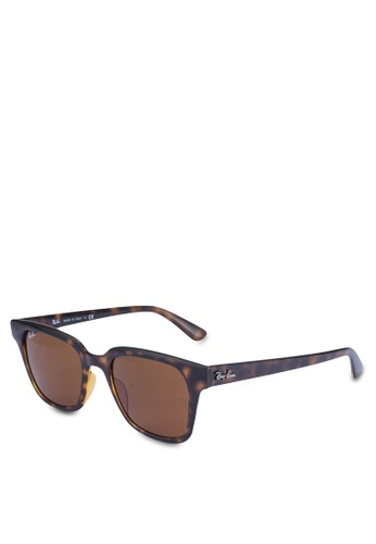 Ray-Ban brown Ray-Ban RB4323F Sunglasses F3401GL091D331GS_1