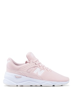 c4c2dd5fff52 New Balance pink X90 Lifestyle Shoes 9D05FSH48E8628GS 1