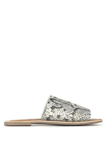 Betts multi Madrid Leather Slip-On Sandals A6790SH0E9D949GS_1