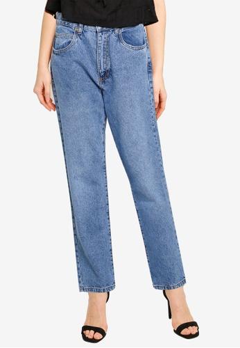 Cotton On blue Dad Jeans CD97BAABB178F6GS_1