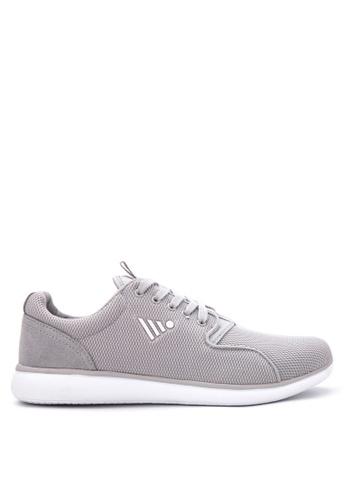 Jump grey Gloom Sneakers JU701SH22YZPPH_1