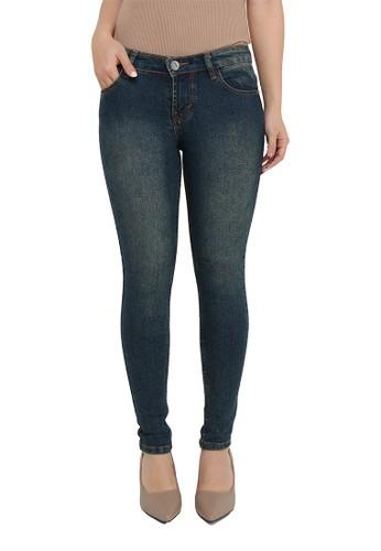 Brielle Jeans blue Skinny Jeans 9132 F8A07AA5B861E1GS_1