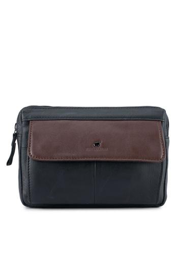 RAV Design brown Leather Pouch RA113AC0SJ9MMY_1