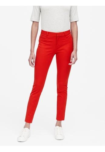 Banana Republic red NEW! Sloan Skinny-Fit Washable Pant 48455AA28032AFGS_1