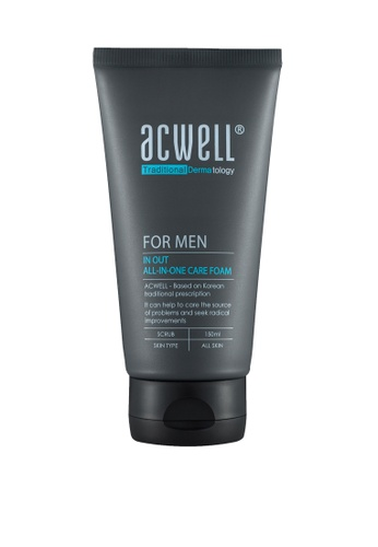 Acwell For Men In Out All-in-One Care Foam AC673BE57TQKSG_1