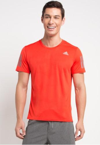 adidas orange and multi adidas response tee m 975D6AAF45035CGS_1