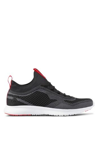 Reebok black Reebok Plus Runner ULTK Shoes RE691SH0SIO0MY_1