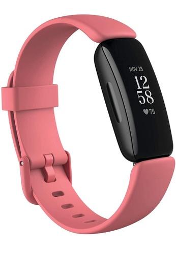 FITBIT pink FITBIT INSPIRE 2 DESERT ROSE. 64661HL9F6C2C3GS_1