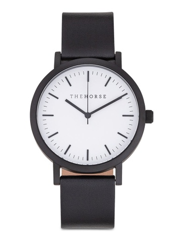 The Horse black and white The Original Watch F2F66AC37B3239GS_1