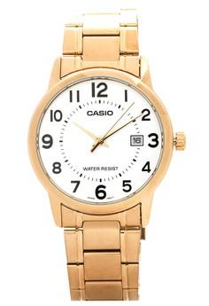 Analog Watch MTP-V002G-7B