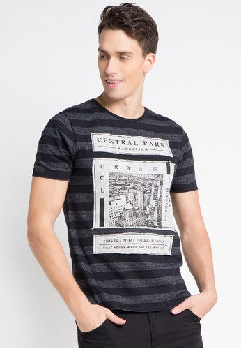 X8 black Kellen T-Shirts X8323AA0U8LFID_1