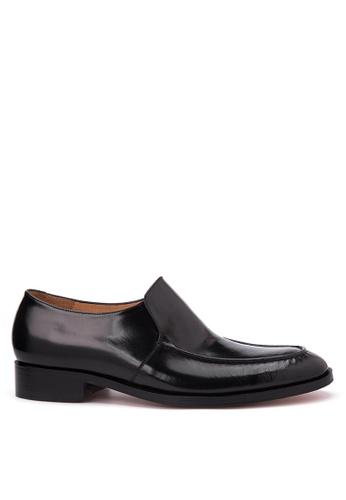 Bristol Shoes black Marshall Black Loafers BR842SH34TLXPH_1