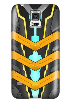 Mecha JD000 Glossy Hard Case for Samsung Galaxy S5