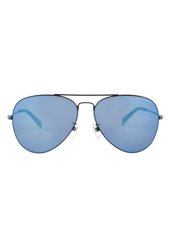 ESPRIT ESPRIT Aviator Blue Sunglasses ET13119 ES374AC54GARMY_1