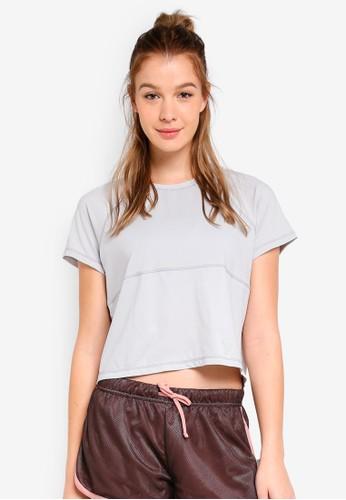 Cotton On Body grey Training Tshirt FA0F9AA8784A32GS_1